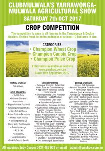 Crop Competition