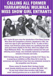 YM Show Showgirl